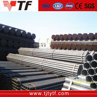 China steel mills new porn ansi b36.10 erw carbon beveled end welded steel pipe