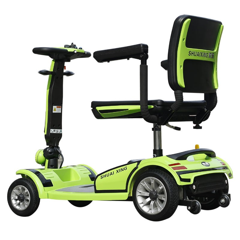 China supplier Folding USB elderly CE scooters reverse trike