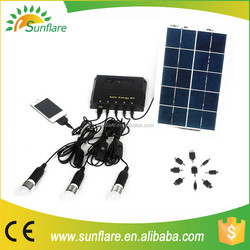 High Quality mini solar panel with cables and plug