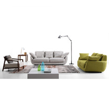 Luxury feather and down sofa SF27#