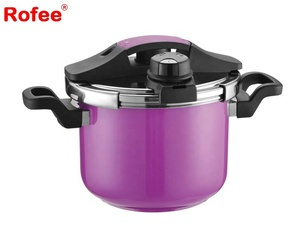 New clamp stainless steel pressure cooker for home cooking