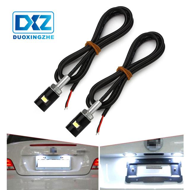 China Supplier 1smd 5630/5730 Car Eagle eye Led License Plate Light