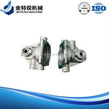 China high quality aluminum alloy gravity die casting High precision