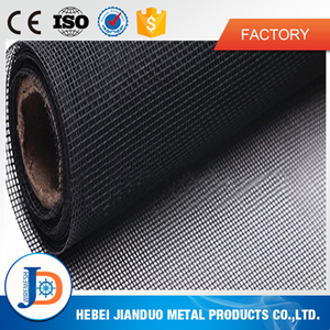 china serviceable plastic coated window screens with free samples