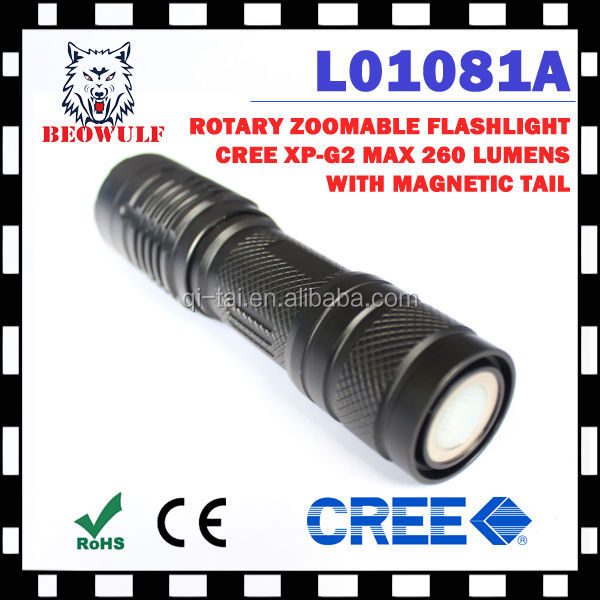 pocket maglite best rechargeable output mini led flashlight