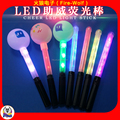 2017 Best Popular Multicolor Concert Wireless Control LED Flashlight Stick For Concert Cheering Decoration