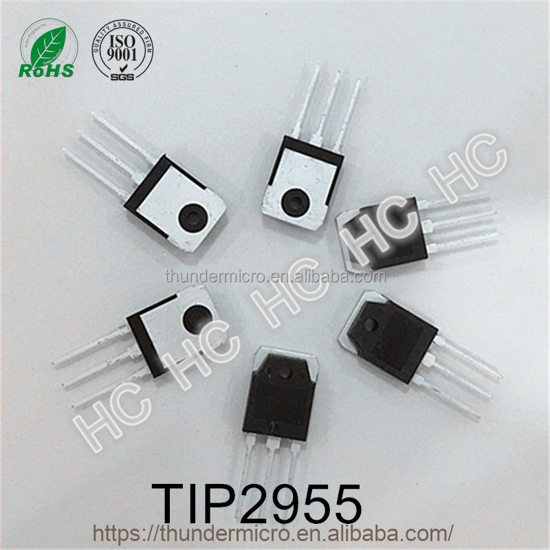 high quality TIP2955 silicon PNP power transistor