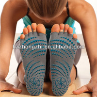 Women Non-slip Yoga Pilates Socks