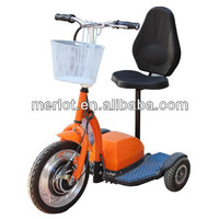 intelligence electric tricycle for handicapped