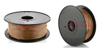 1.75/3mm Wood 3D Printer Filament for FDM, Ultimaker and MakerBot 3D printer