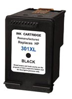 2016 New Remanufactured Black HP301XL Ink Cartridge for CH563EE printer