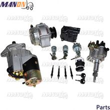 Wholesale Parts 1DZ-2 Forklift 16100-78205-71 water pump