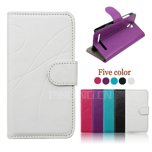 Wholesale High Quality Stand Wallet Flip Leather Case For Samsung Galaxy Note 2 S7100