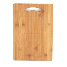 Custom new kitchen bamboo meat cutting board for wholesale