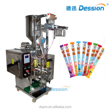 Lolly Ice Pop Liquid Packinng Machine With Filling And Filling Function
