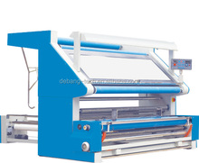 Cutter Roller Automatic Open width fabric Inspection Machine
