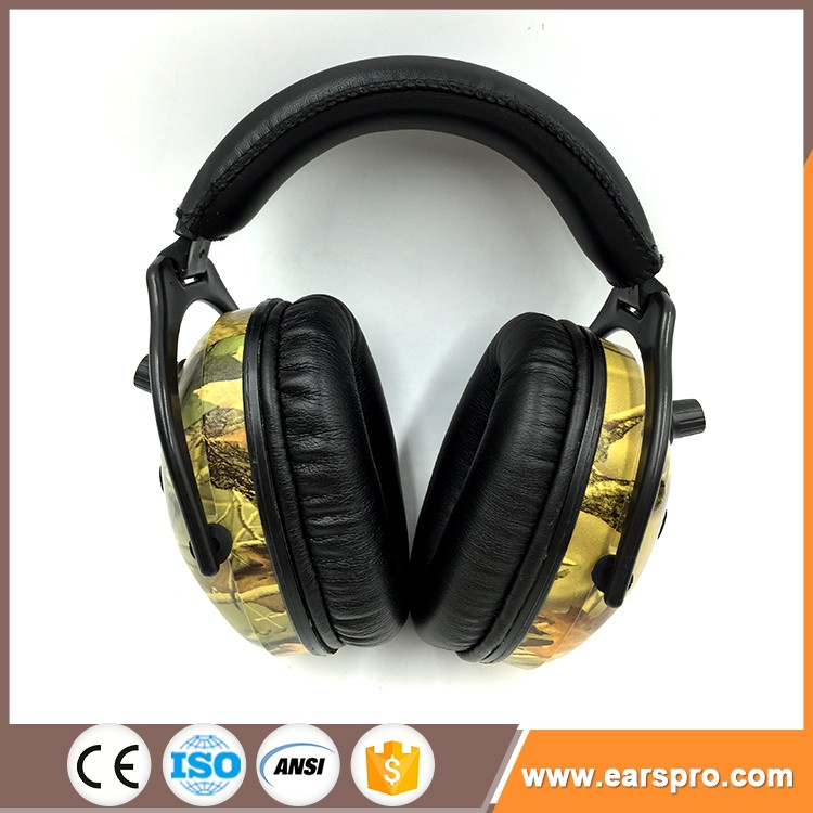 Shooting and hunting ear muff hearing protection