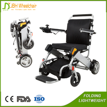 New lightweight e power wheelchair with lithium battery