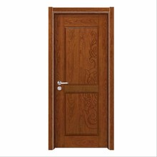pvc coat interior split room door with pvc door jamb