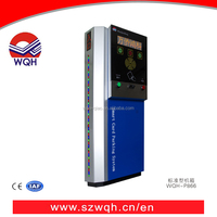 Promotion Price!Rotary Automated Long Range RFID Reader parking system for parking Car Access Control System