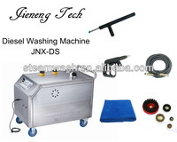 diesel steam carwash machine automatic car wash machine provide spare parts free of charge