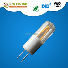 Small Size LED Silicon Lamp Dimmable COB G4 Crystal Corn Bulb Spotlight Lamp