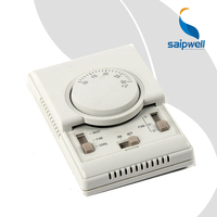 SP-1000 Temperature Controller Central Air Conditioner Thermostat Regulator Saip Saipwell Hotel Mechanical Thermostat Device