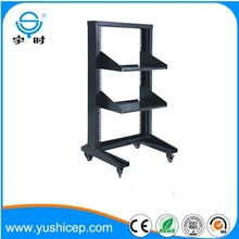 19 Inch network open rack/network server cabinet