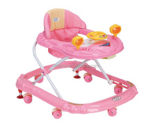 jinju no 908 new style factory cheap baby walker car shape