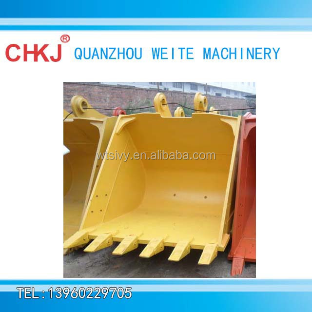 High quality mini excavator buckets for sale PC60 PC100 PC200 PC300