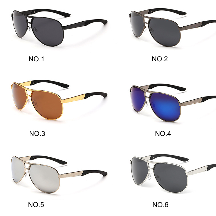 Fashion Brands polarized sunglasses Men Business Classic High Quality Block Driving Glare UV400 Eyeglasses