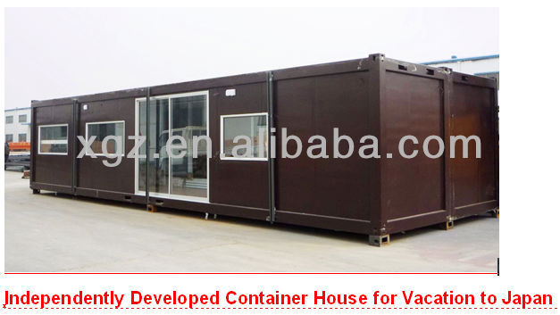 High quality Movable Container House/Coffee Shop