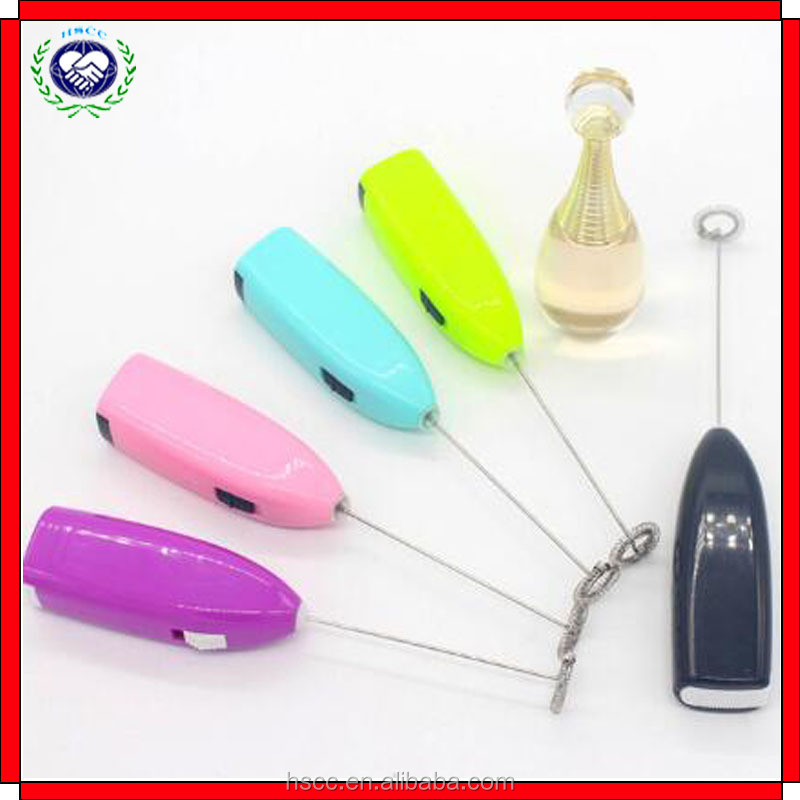 Factory supppy Kitchen ware Mini hand electric egg beater,coffee beater