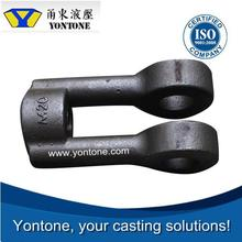 Yontone Ship on Time ISO Certified Mill Accurate Q275-Q275 T6 motor housing mild steel clay sand casting