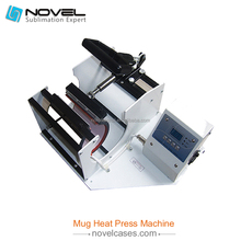 Portable Digital Mug Heat Press Machine , Mug Press