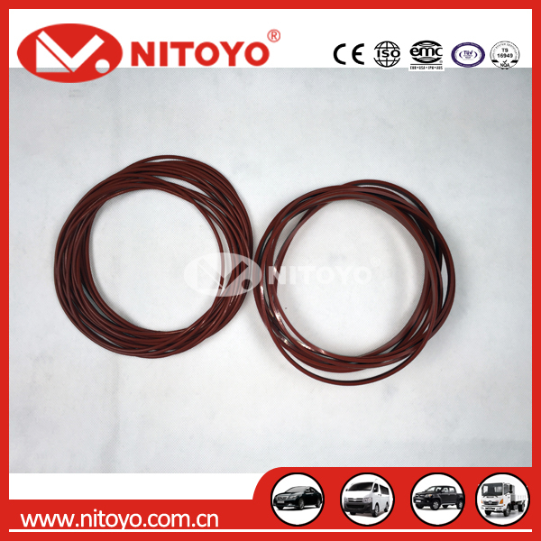 for RF8 Engine Cylinder Liner Silicon Rubber Liner O Ring For Sale