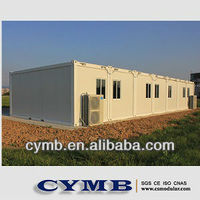 CYMB Container house finishing