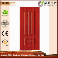 Healthy Safe Eco-friendly Wooden PVC Door
