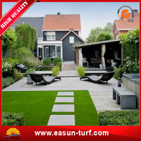 Durable Green Artificial Grass For Home