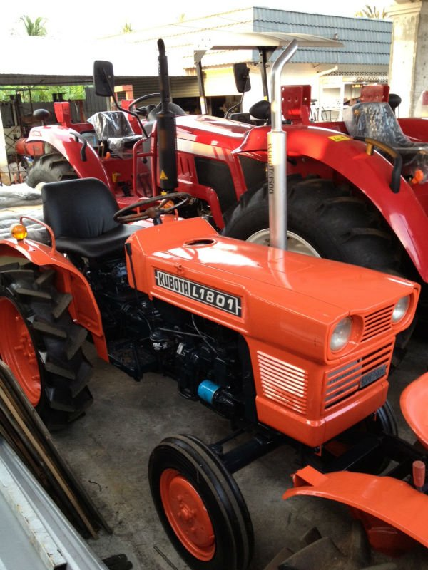 KUBOTA L1801 - USED RECONDITION FARM TRACTORS