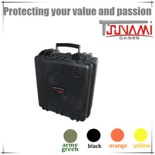 China manufacturer hard plastic protective case for military equipment