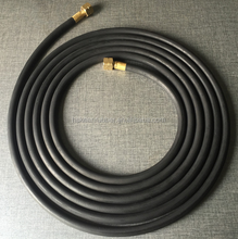 Rubber Gas Hose Pipe, Flexible Natural Gas Hose for Stove