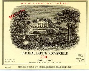 chateau lafite rothschild china Breaking news lafite rothschild replaces technical director charles chevallier with eric kohler at lafite rothschild, duhart millon, rieussec, l'evangile.
