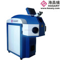 Widely use Wuhan Hasary Laser Welding machine for 14k gold jewelry wholesale