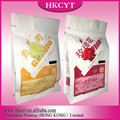 Tea and flower stand up zipper Packing Bag For Drinking from China