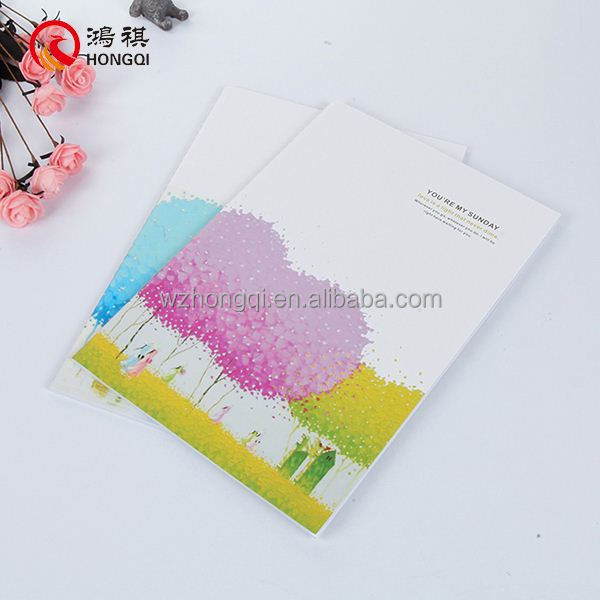 N391-A Wholesale stationery thread bound notebook,germany quality notebook,good quality notebook