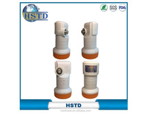 single/twin/quad universal c ku band LNB/high gain lnb ku band 0.1dB