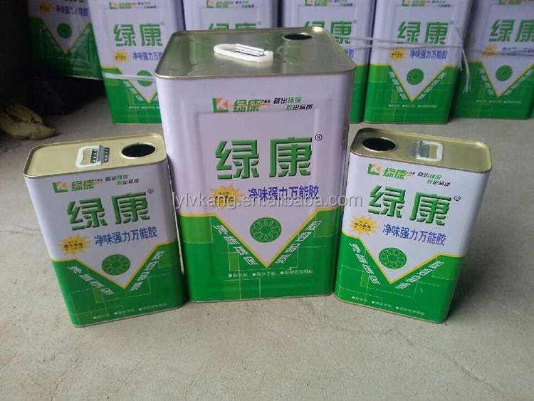 Excellent all-purpose contact adhesive bond glue