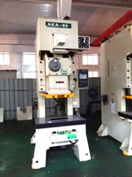 80 ton single crank high precision stamping machine