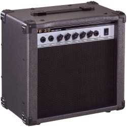 SAKURA multi-functional output power 15W BASS AMP XAB-2014